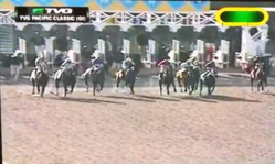 Contenido de la imagen 2011 TVG Pacific Classic Stakes