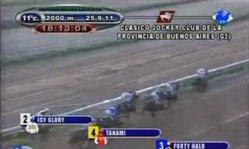 Contenido de la imagen La Plata - Jockey Club (G2)
