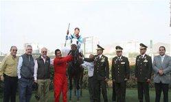 Contenido de la imagen Querubín triunfó de atropellada (Jockey Club del Perú)