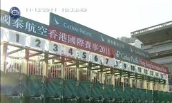 Contenido de la imagen Hong Kong Cup 2011