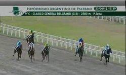 Contenido de la imagen CLASICO GENERAL BELGRANO (G.II) 2012