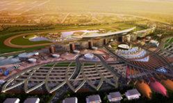 Contenido de la imagen Meydan reemplaza la tapeta por arena convencional (TurfDiario)
