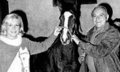 Contenido de la imagen Alfredo Di Stefano y su relación con el turf (Turf Diario)