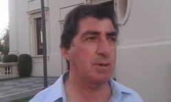 Contenido de la imagen Walter Baez Con Don Oliver H sueño correr el Pellegrini
