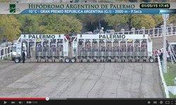 Contenido de la imagen Gran Premio República Argentina 2015 Grupo 1