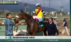 Contenido de la imagen Generosidade - San Luis Rey Stakes (G.2)