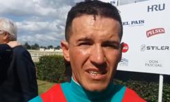 Contenido de la imagen Edinson Rodríguez ganador junto a Enjoy del clásico Verona. 17 victorias para la fantástica veloz