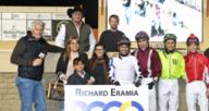 imagen del contenido 2000 triunfos para Richard Eramia en Norteamérica