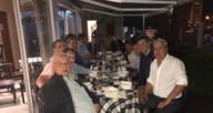 imagen del contenido Cena de fraternidad en Villa Yerúa